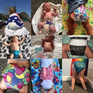 Cloth Nappy Workshop - April @ Steph Kidd - Pregnancy, Birth & Parenthood Support | Southend-on-Sea | United Kingdom